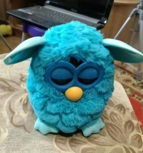 Ферби (Furby) детская интерактивная игрушка.