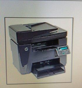МФУ HP LaserJet