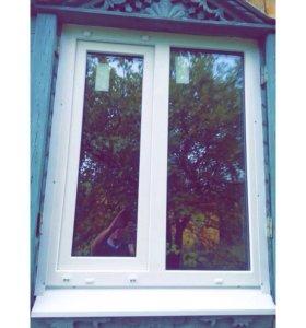 Изготовление окна ПВХ