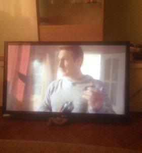 Телевизор lG диагональ 42 дюйма (107 см) 42PJ250R