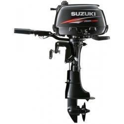 Мотор лодочный Suzuki Df 6s