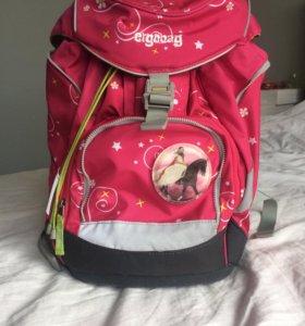 Школьный рюкзак Ergobag