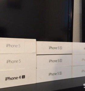 Коробки от iPhone (оригинал)