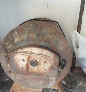 Муфельная печь П М 8