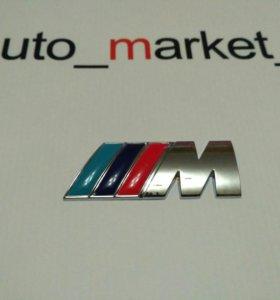 3D наклейка BMW M