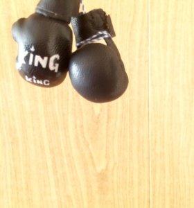Сувенир перчатки боксерские