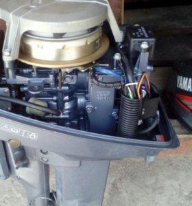 Мотор ямаха 8 лодка ПВХ 2.90