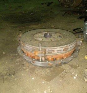 Сцепление в сборе 2-х дисковое ЯМЗ-238(новое)