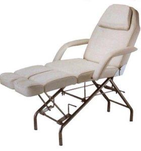 Кресло- кушетка для проведения педикюра массажа