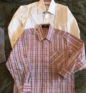 Рубашки для мальчика рост 104
