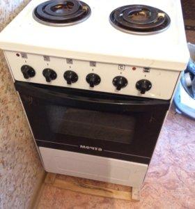 Новая электро плита