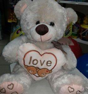 мягкая игрушка,медвеженок