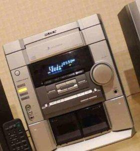 Музыкальный центр Sony MHC-RG11