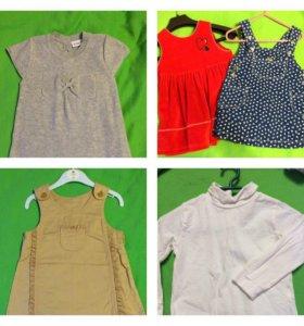Одежда на девочку осень, весна 1-1,5