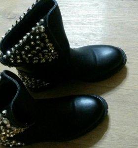 Ботинки, полусапожки  38