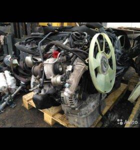 Мотор на фольксваген крафтер
