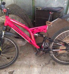 Велосипед рабочий