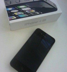 iPhone 4s (16gb) black
