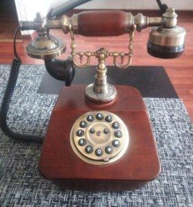 Рэтро телефон