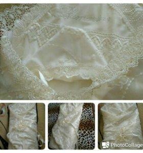 Конверт- одеяло на выписку
