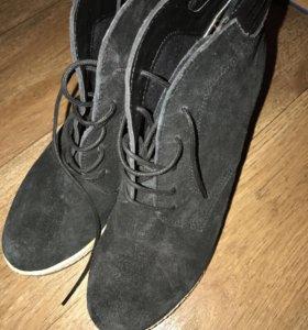 Ботинки на весну и осень