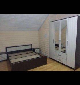 Кровать или кровать с матрасом