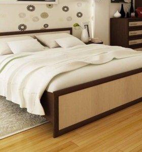 Кровать ,кровать + матрас