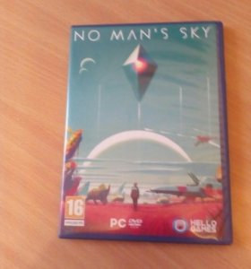 Игра No Men Sky