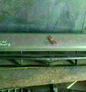 Mitsubishi emirayte фары, Решётка, задние фонари
