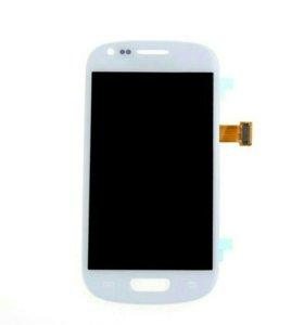 Экран на Samsung Galaxy S3 mini