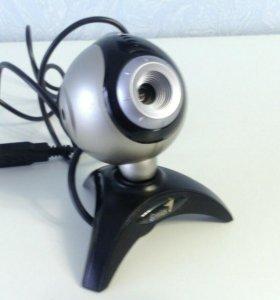 Веб-камера в хорошем состоянии