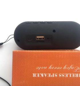 Переносная колонка Bluetooth,USB