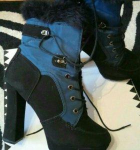 Ботинки ❄ зима.