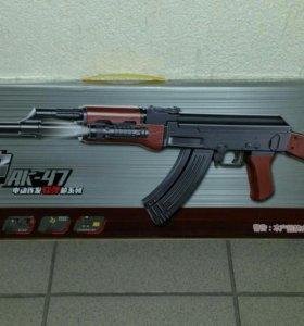 Игрушка ак 47
