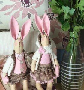 Куклы Тильды