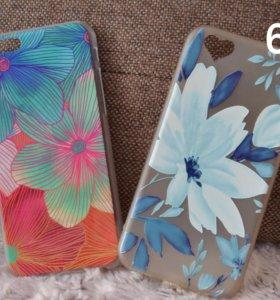 Чехлы для IPhone 6/6s 5/5s 4/4s