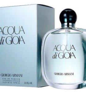 """Giorgio Armani """"Acqua Di Gioia"""" 100 ml."""
