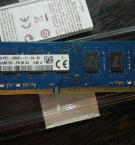 DDR3 Hynix [HMT41GU6BFR8C-PB] 8 ГБ/1600МГц