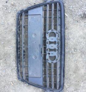 Решетка радиатора ауди