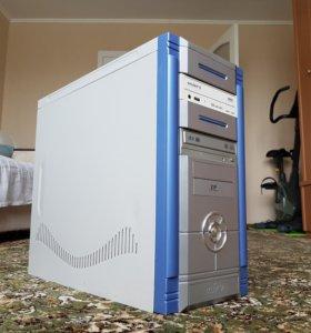 Игровой компьютер + Windows 7 Pro x64 (Лицензия)