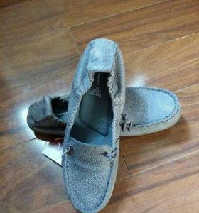 hush puppies макасины слипоны туфли новые