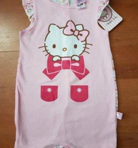 😻Новый песочник Hello Kitty