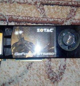 Видео карта ZOTAC GeForce GT 5250