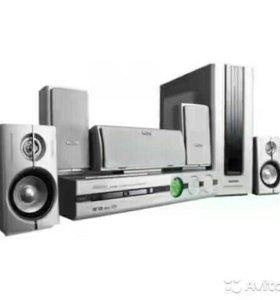 Аккустическая система Philips LX7000SA