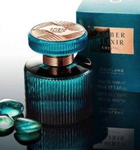 Туалетная вода Amber Elixir