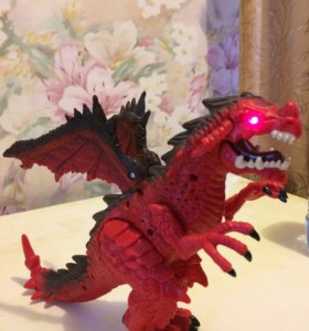 Дракон игрушка