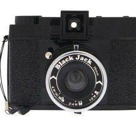 Пленочный ломо фотоаппарат Diana F+