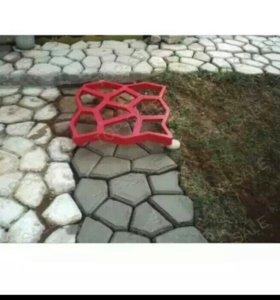 Продам форму для отлива тропинок из бетона
