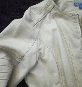 Куртка женская кож.зам.