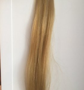 Волосы на заколках(искус)